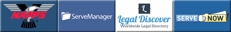 NAPPS, ServeManager, Legal Discover, ServeNow